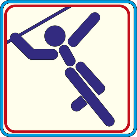 World Sport training, icon, vector Illustrations