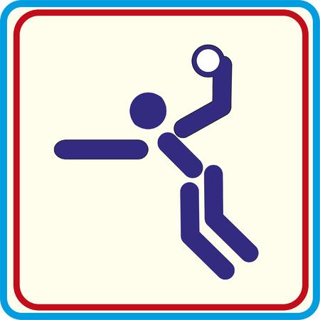 endurance: World Sport icon, vector Illustrations