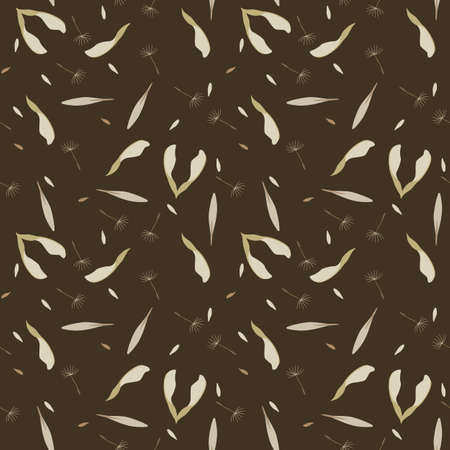 to thrive: Floral seamless pattern