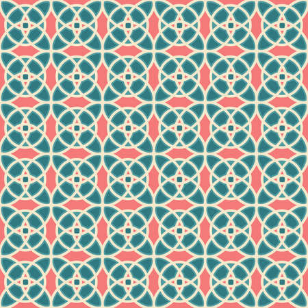 grid pattern: Vector seamless geometrical patterns. Decorative background for cards, illustration, poster, advertisement and web design