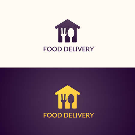 fast delivery: Delivery of food home. The  for the company. The delivery of products. Vector illustration. Illustration