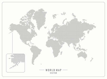 Dotted world map europe america india china japan russia africa dotted world map europe america india china japan russia africa egypt canada mexico australia brazil gumiabroncs Gallery