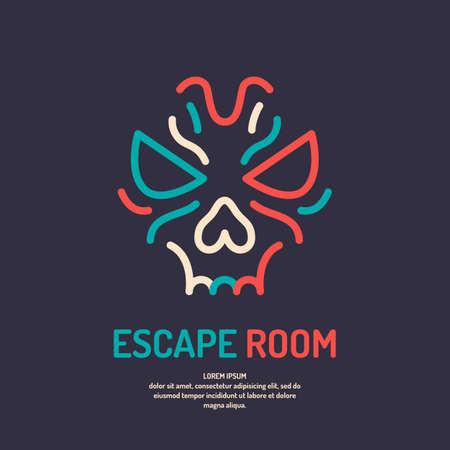 quest: Real-life room escape and quest game poster.