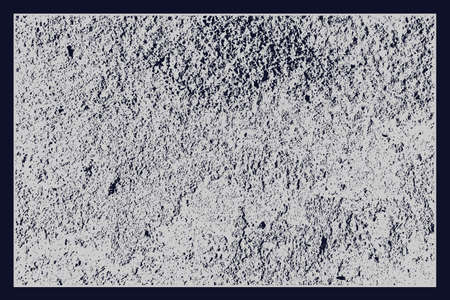 Texture of an old damaged concrete wall. Grunge texture with scratches and dirt and defects. Vector illustration.