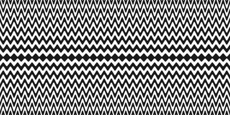 Black and white geometric pattern. Abstract vector illustration for design.