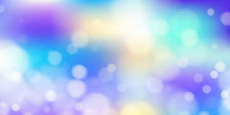 Abstract background with blurred shapes and soft light.