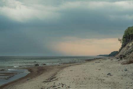 seashore, May 2019, Klaipeda, Lithuania