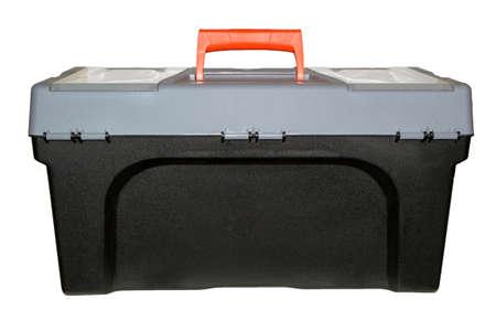 tool box on white background