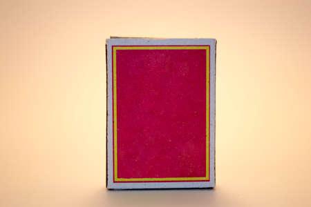matchbox: match on a light background , the fire