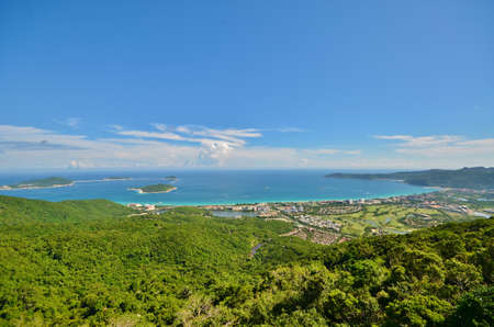 unforgettable: Unforgettable views of Hainan Island Stock Photo