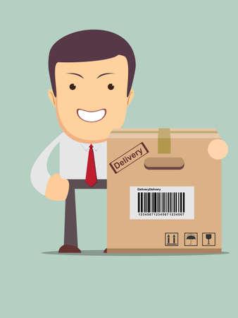 deliveryman: Deliveryman