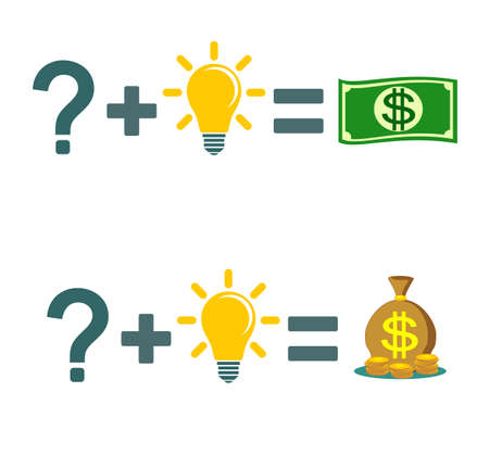 Solve problems will make rich.