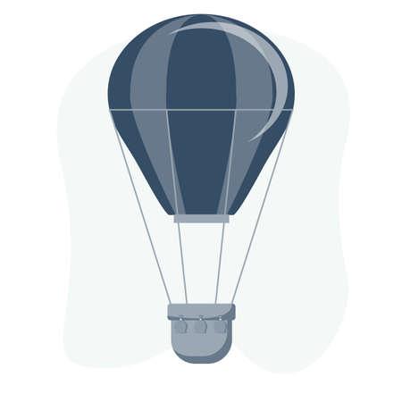 Hot Air Balloon Çizim