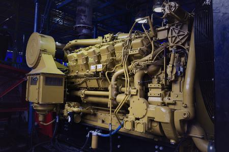 The car engine, Engine, Car engine бацкгроунд. Close up shot of common rail diesel engine. drilling pump 版權商用圖片