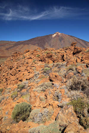 Teide, Tenerife, Canary Islands, Spain. photo