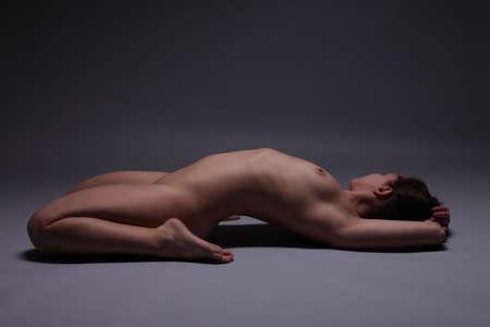 undressed: flexible girls nude photos