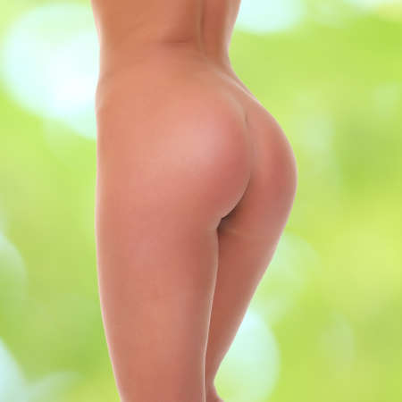 nude ass: beautiful female nude ass and legs