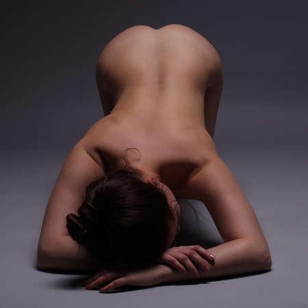 fille nue sexy: filles flexibles photos de nu