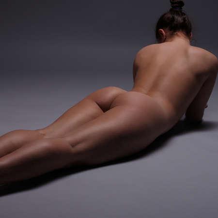 nude female buttocks: flexible girls nude photos