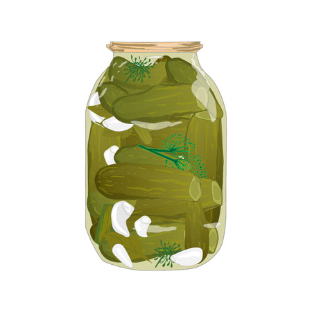 pickles: pickles jar isolated