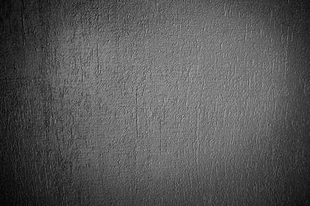 vignetting: Grain black dark paint wall background or texture