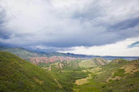 Roxborough State Park Colorado