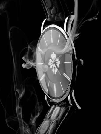 time clock photo metal, old watch