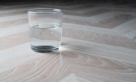 glass of water on a table in a restaurant food, vintage, summer, wine, nature, kitchen, glass, liquid, drop drink