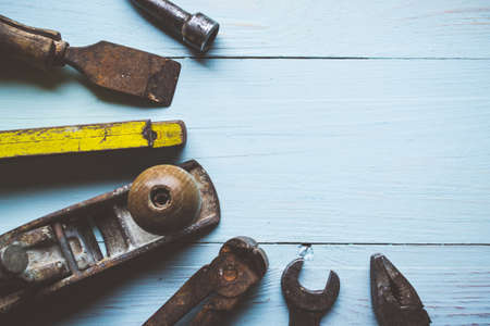 old tools: Old tools for the carpenter