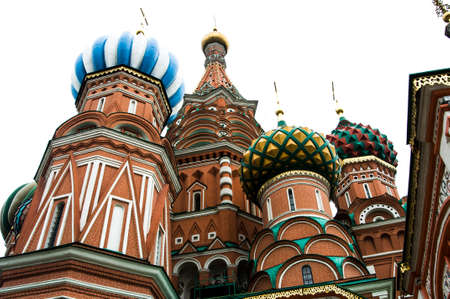 Historic architecture in Moscow city. Russia 写真素材 - 121678493