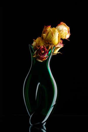 vase  with  flower Stock Photo