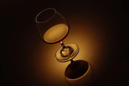 glass whiskey Stock Photo