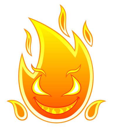 cartoon: cartoon fire