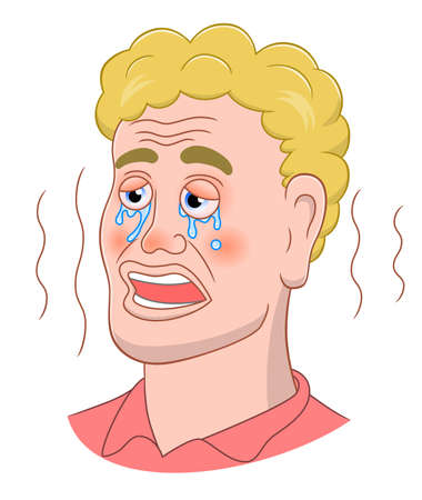 Allergy illustration