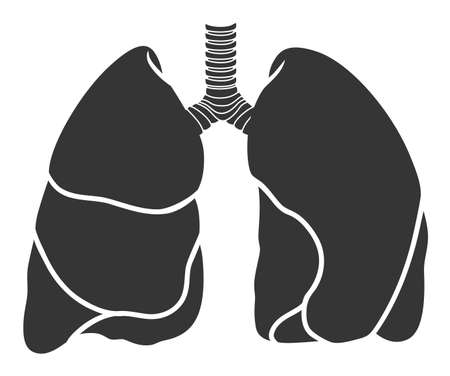Gray lungs
