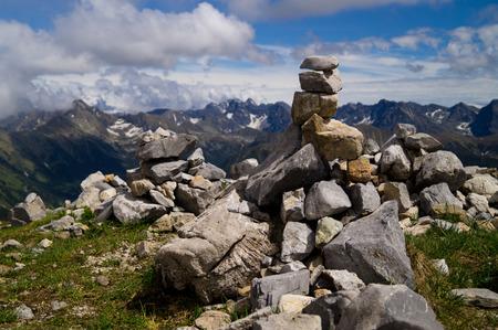 Stones. Tatransky narodny park. Vysoke Tatry. Poland.
