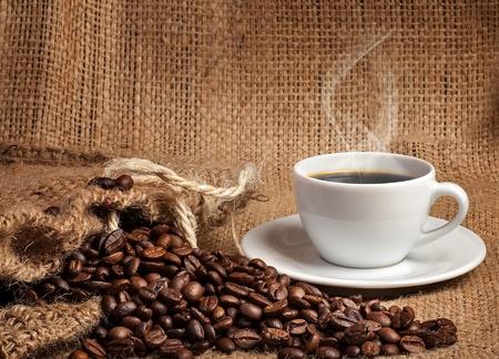 coffee grains: coffee