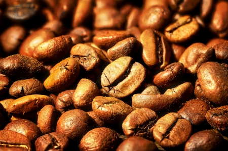 instant coffee: Coffee background