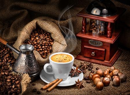 brewed: coffee