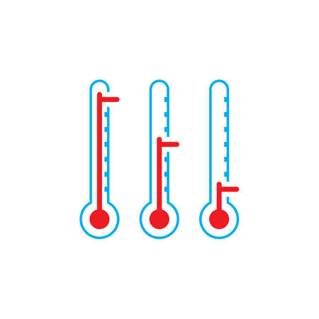 diagnose: thermometer icon