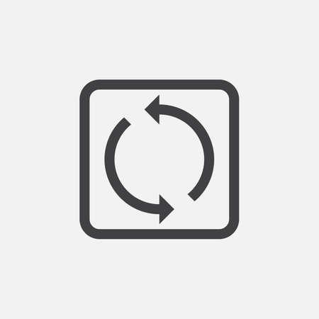 sync: sync icon Illustration