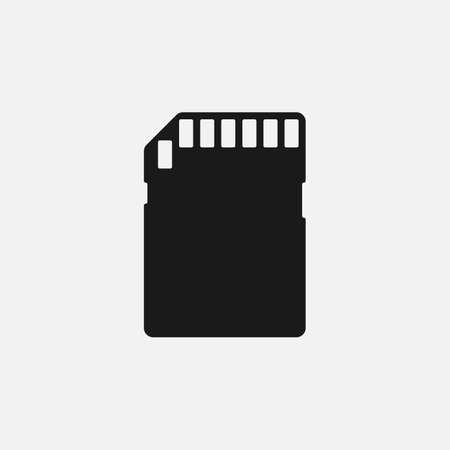sd card: SD Card Icon