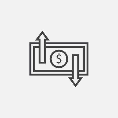 reverse: exchange icon