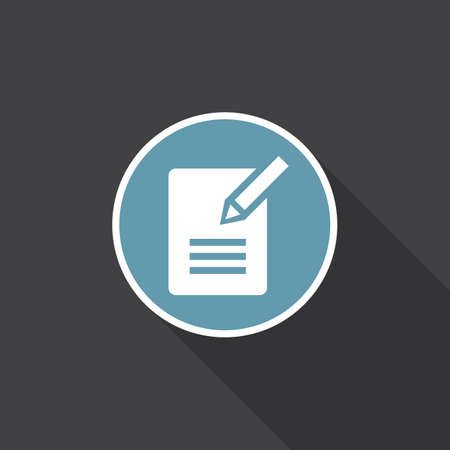 contact form icon 일러스트