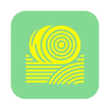 Balle di icone vettore icona, pieno segno piatto, solido pittogramma colorato. Simbolo, illustrazione del logo Archivio Fotografico - 80345569