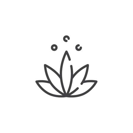 Meditation line icon outline vector sign linear style pictogram meditation line icon outline vector sign linear style pictogram isolated on white lotus mightylinksfo