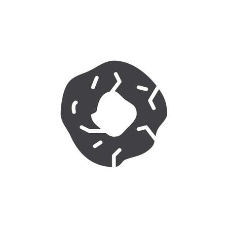 Prehistoric wheel vector icon. filled flat sign for mobile concept and web design. Stone wheel simple solid icon. Symbol, logo illustration. Pixel perfect vector graphics Illustration