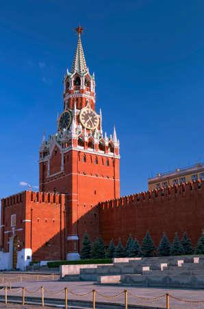 spasskaya: Moscow Kremlin, Spasskaya Tower