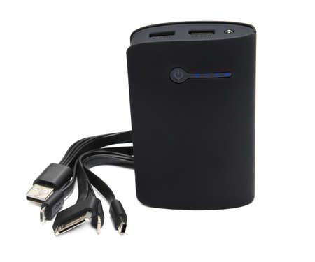 external: External battery pack for smartphone