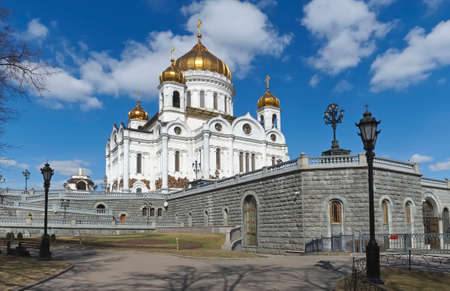 savio: Christ the Savior Cathedral in Moscow